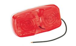 Side Marker/Clearance Light, w/Dual Bulbs