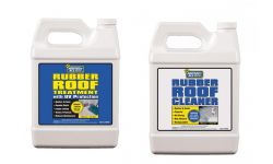 RUBBER ROOF CLEANER/TREATMENT (PROTECT-ALL)