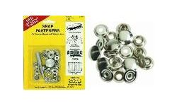 SNAP FASTENER KIT FOR CANVAS