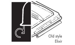 VENT LID ELIXIR OLD STYLE 2000 SERIES