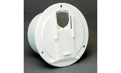CABLE HATCH ROUND ELECTRIC
