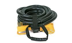 EXTENSION CORD 50AMP 30' W/ POWER GRIP PLUGS