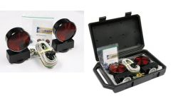 LIGHT KIT TOWING INCAN MAGNETIC W/ CARRYING CASE