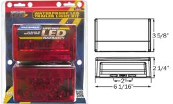 LED TAILLIGHT KIT 56/57 SERIES