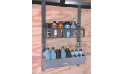 RACK FOR LUBRICANTS - ENCLOSED (RACKEM)
