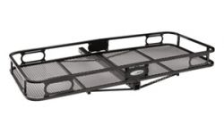 CARGO CARRIER W/ RAILS 1-1/4""